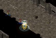 一些战士随意调戏对手的PK方法 多一点游戏乐趣