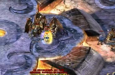 神器传奇新服战士可以选择不同的发展方向