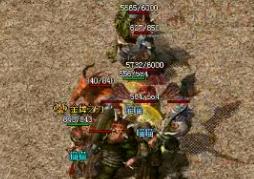 热血传奇新服战士玩家跑位要保证哪三点