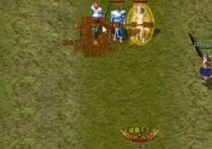 在打幽冥海时haosf玩家不要主动攻击