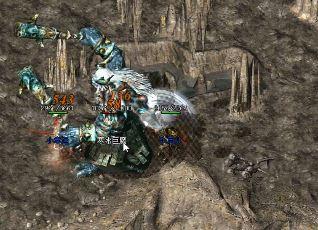 《1.95连击传奇》中的战士们是怎么玩的