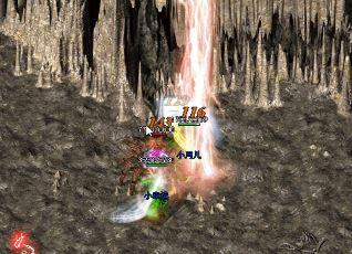 异常版传奇玩家快速完成妖魔化任务的技能